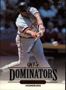 1994-Donruss-Dominators-Baseball-1-10-Your-Choice-GOTBASEBALLCARDS