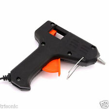 Heating Hot Melt Glue Gun Sticks Trigger Art Repair Tool US Plug 20W Electric