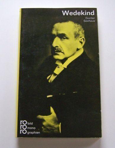 1 von 1 - Rororo Monographie: Wedekind