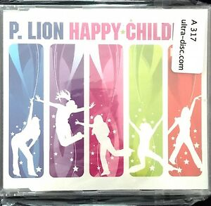 P-Lion-Maxi-CD-Happy-Children-Reboot-2009-Germany-M-M