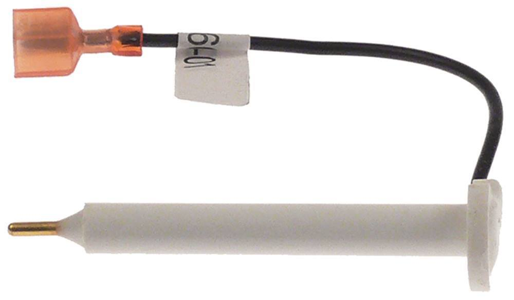 Niveauelektrode para Máquina para Hacer Hielo 1 Polo Cable 100mm