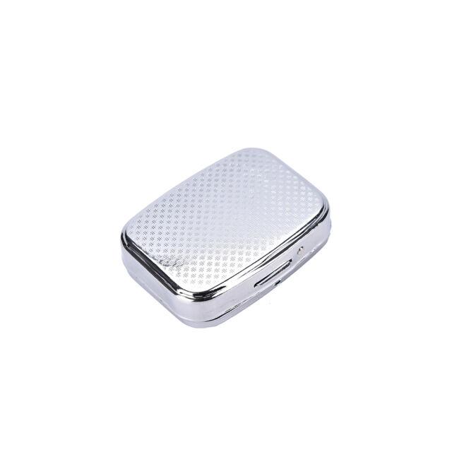 Portable PillBox Medizin Organizer Container Medizin Fall Lagerung Halter✔DE