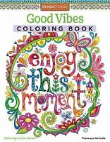 Good Vibes Coloring Book (Coloring Is Fun), Thaneeya McArdle, Good Book