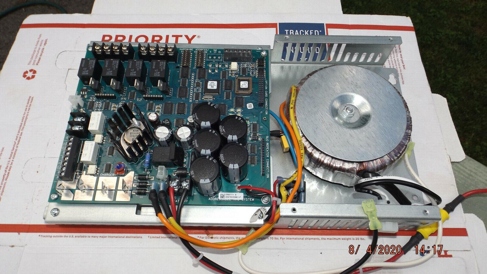 Simplex 4009-9001 Nac Power Extender 7 Available.