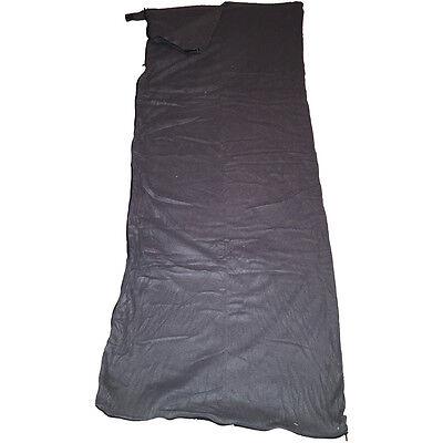 Fleece Sleeping Bag Liner By Moose Country Gear 667741084135 Ebay