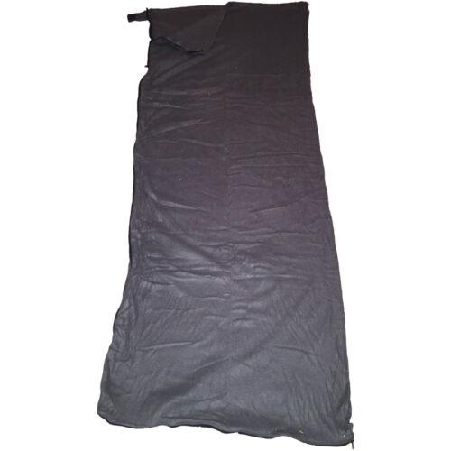 Fleece Sleeping Bag Liner by Moose Country Gear