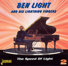 The Speed of Light * by Ben Light (CD, May-2005, 2 Discs, Jasmine Records)