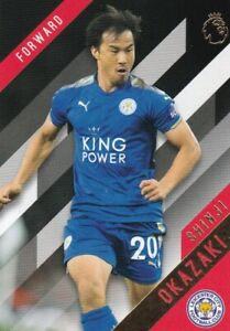 2017-18-Topps-Premier-League-or-Football-Cartes-a-Collectionner-65-Shinji