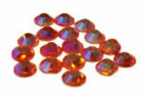 3,8-4,0 mm Preciosa HotFix pedrería ss16 muchos colores para plancha