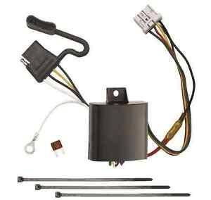2005 2010 honda odyssey trailer hitch wiring kit harness. Black Bedroom Furniture Sets. Home Design Ideas