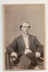 Vintage-CDV-John-A-Sterry-Member-Connecticut-State-House-1863-amp-64