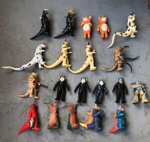 Ultraman Kaiju Standard Size Vinyl Figures Bandai Godzilla