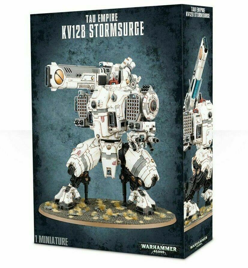 giocos lavoronegozio - Warhammer  40K - TAU EMPIRE KV128 STORMSURGE  negozio d'offerta
