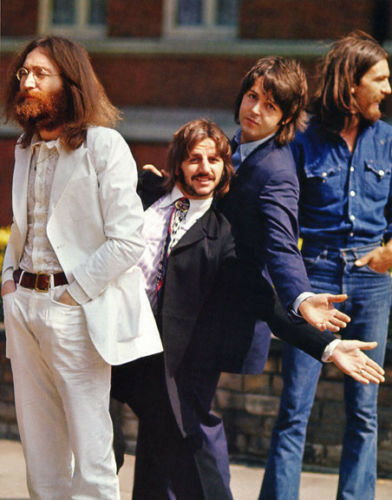 """The Beatles 1969, August 8, Abbey Road  Photo Print 8 x 10"""""""