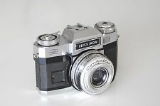 ZEISS IKON Contaflex Super BC w/ Tessar 50mm f/2.8 lens