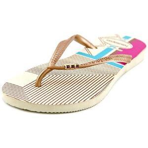 a39c924a50c6 Havaianas Slim Women US 11 Bronze Open Toe Flip Flop Sandal for sale ...