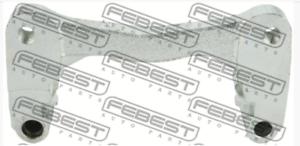 BRAKE CALIPER BRACKET FRONT LEFT FOR MITSUBISHI DELICA L200 L400 //HZP-MS-013AF//
