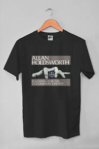 Allan Holdsworth  t shirt  S  M  L  XL  2XL  3XL Metal