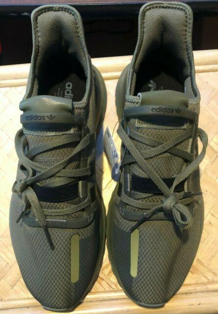 Size 11 - adidas U_Path Run Raw Khaki