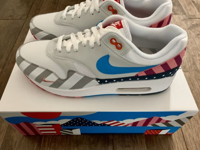 Nike New Rare Parra X Air Boxed Max Uk 5 Brand Patta 1 8 n8wPk0OX