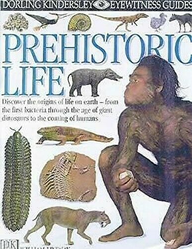 Prehistoric Life Hardcover William Lindsay