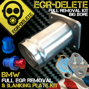 Details about BMW EGR DELETE E39 5 Series 520d 525d 530d 3 0d EGR REMOVAL  KIT BLANKING BYPASS