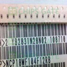 SMD 1/% 40 Stück Thermistor NCP18XH103F03RB Murata NTC 0,1W 0603 10K