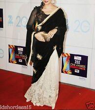 Veeraa Saree Exclusive Beautiful Designer Bollywood Indian Partywear Sari 82