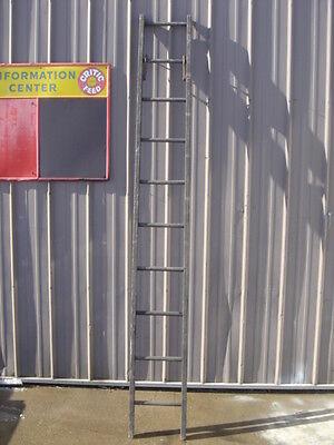 Country Decorating Quilt or Blanket Display Vintage Wood 3 Rung Ladder