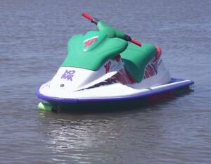 Image Is Loading Beach Anchor Mooring Buoy System Boat Jet Ski