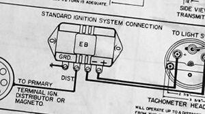 Tachometer diagram sun wiring Sun Tach