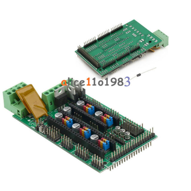 3D Printer Controller for RAMPS 1.4 REPRAP MENDEL PRUSA for Arduino