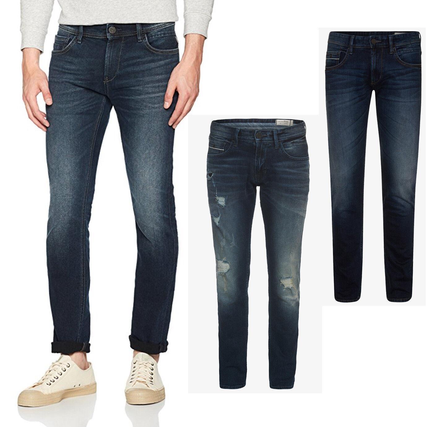 tom tailor men 39 s jeans pants aedan slim skinny fit. Black Bedroom Furniture Sets. Home Design Ideas