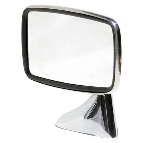 Door // Wing Mirror Mountney CDM2 Left Classic Stainless Steel Door Mirror