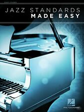 Memorable Jazz Standards Sheet Music Piano Solo Songbook NEW 000310719