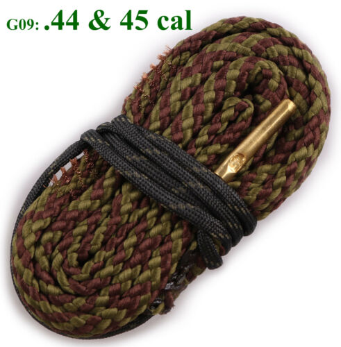 Bore Snake Cleaners Gun Rifle Cleaning Pistol Rope Barrel Hunting Cleaning Kit
