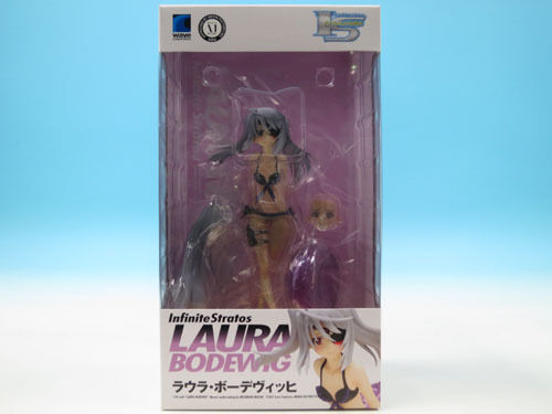 FROM JAPAN BEACH QUEENS IS Infinite Stratos Laura Bodewig Figure Wave