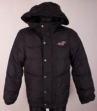 HOLLISTER CALIFORNIA Men RECONDO Down Hooded Coat Jacket Size S - Small