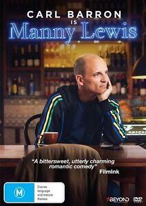 Manny Lewis (DVD, 2015, 2-Disc Set) New  Region 4