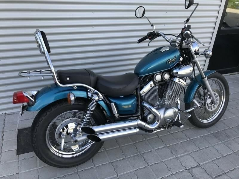 Yamaha, XV 535, 535