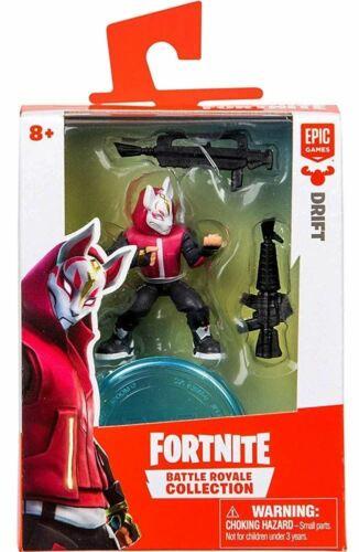 Fortnite BATTLE ROYALE RACCOLTA da solista Mini figura DRIFT giocattolo