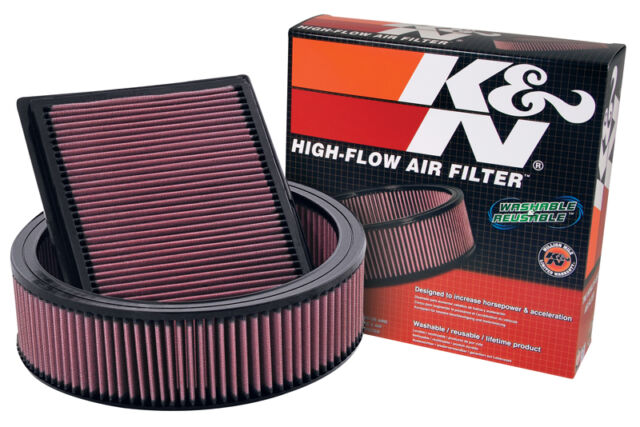 K&N AIR FILTER FOR YAMAHA YZF R15 150 2008-09/2011 YA-1208 Other Motorcycle Parts