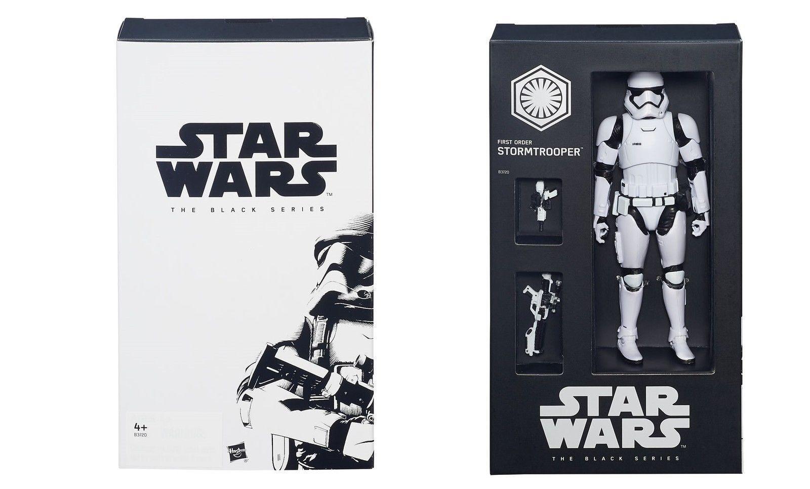 Esclusivo star wars das schwarz serie sdcc erster ordnung  statuetta stormtrooper - 6