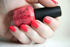 OPI Nail Lacquer I Eat Mainely Lobster NL T30 0.5 Ounces