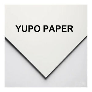 10-sheets-of-A4-yupo-paper-80gsm-110gsm-or-250-gsm