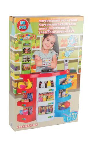 Kaufmann magasin supermarché caisse épicerie Accessoires Jouets Scanner Accessoires