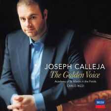 Joseph Calleja - Golden Voice [New CD]