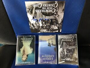 SOLD OUT LANA DEL REY CHEMTRAILS OVER THE COUNTRY CLUB 3 CASSETTES SIGNED ARD