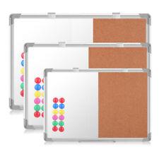 Whiteboard Magnettafel Kombinations notizbrett magnetwand Cork Memo Schild Brett