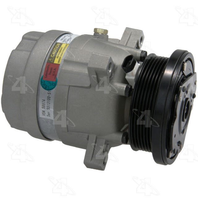 A//C Compressor-New Compressor 4 Seasons 68589